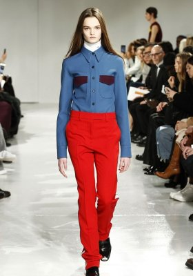 CALVIN KLEIN READY-TO-WEAR JESIEŃ ZIMA 2017