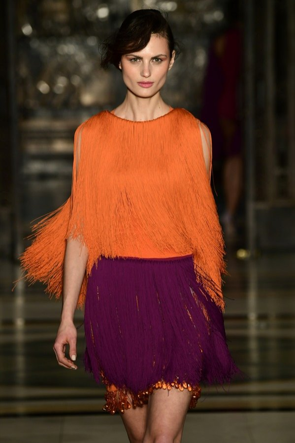 Mark Fast FW17/complementary colors