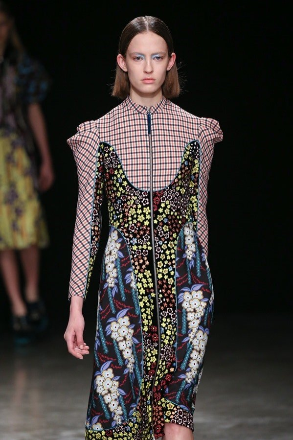Mary Katrantzou Fall Winter 17