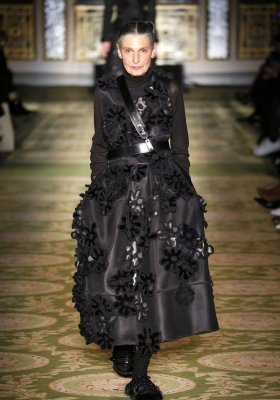 SIMONE ROCHA READY-TO-WEAR JESIEŃ ZIMA 2017