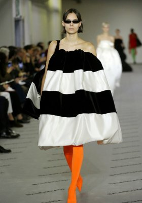 BALENCIAGA READY-TO-WEAR JESIEŃ ZIMA 2017