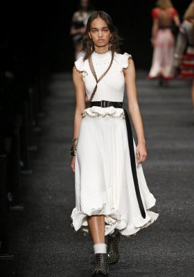 ALEXANDER MCQUEEN READY-TO-WEAR JESIEŃ ZIMA 2017