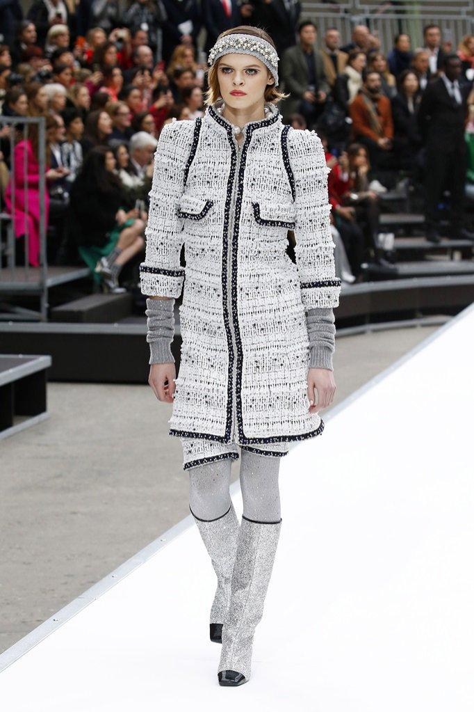 Chanel Ready to Wear jesień zima 2017