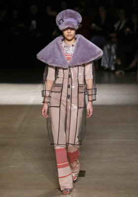 MIU MIU READY-TO-WEAR JESIEŃ ZIMA 2017