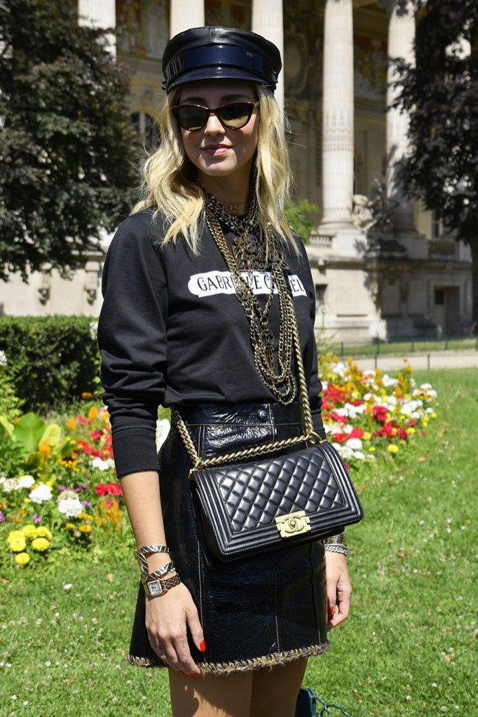 Street fashion wiosna lato 2018 - czapka