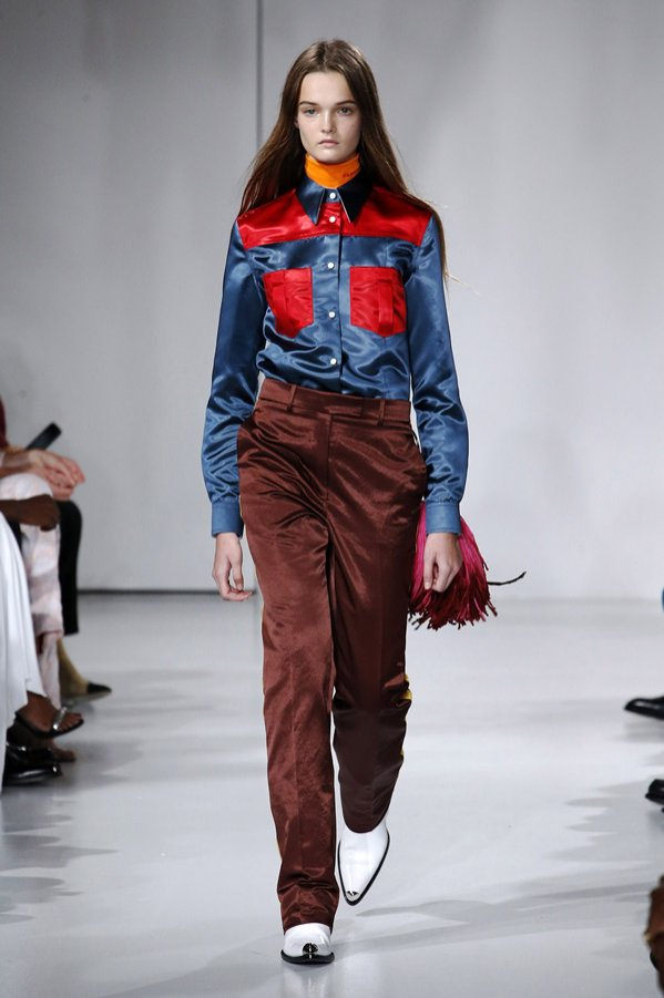 Calvin Klein wiosna lato 2018 (1)