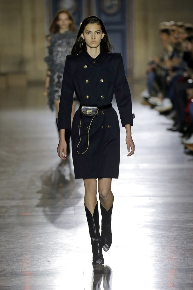 1. Givenchy - pokaz kolekcji wiosna lato 2018