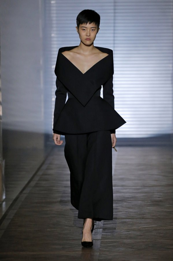 Givenchy haute couture wiosna 2018 (1)