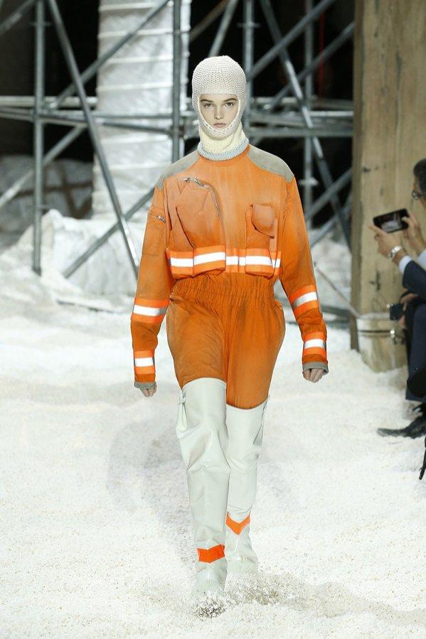 Calvin Klein 205W39NYC jesień zima 2018/19 (1)