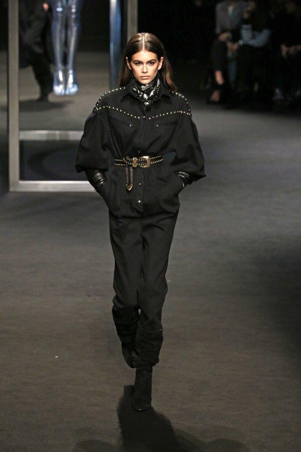 Alberta Ferretti jesień zima 2018/19 - pokaz mody (1)