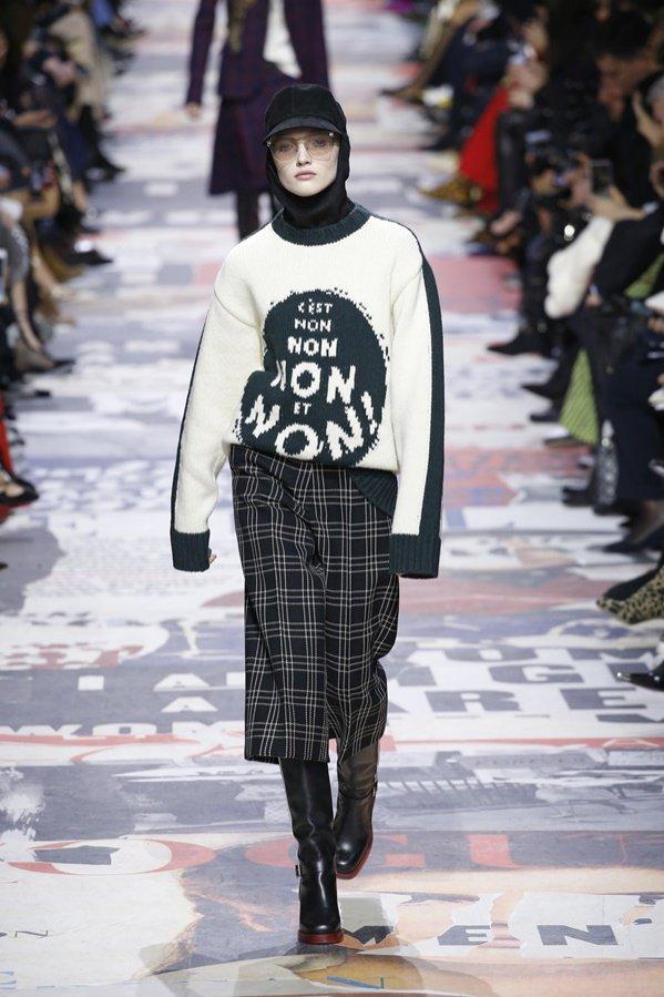Dior jesień zima 2018/19