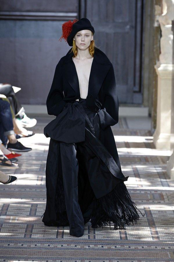 Sonia Rykiel - pokaz kolekcji haute couture na sezon jesień zima 2018/2019