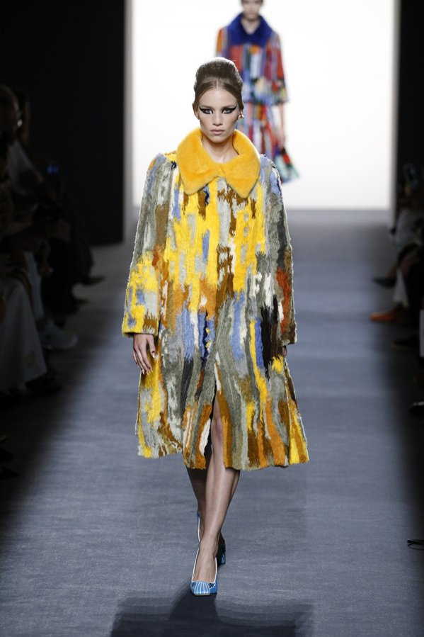 Fendi - kolekcja haute couture jesień zima 2018/19 (1)