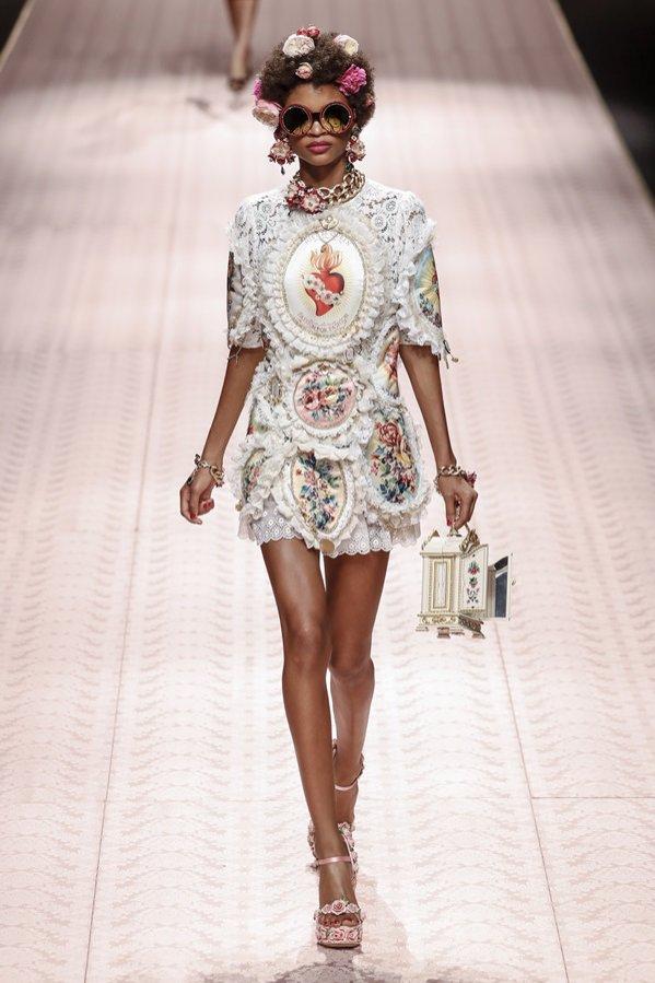 Dolce & Gabbana - wiosna lato 2019 (1)