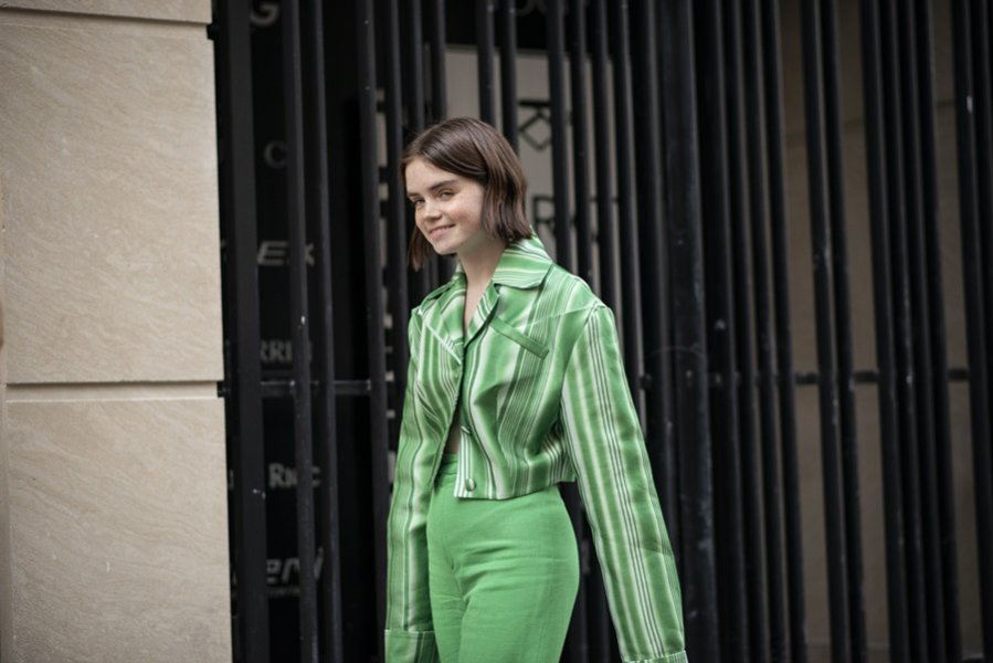 Kolory - moda uliczna zainspirowana latami 90.