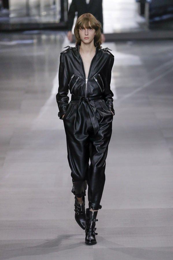 Celine - pokaz mody wiosna lato 2019 (1)