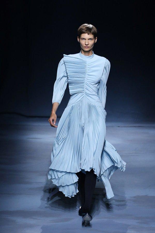Givenchy - pokaz wiosna lato 2019 (1)