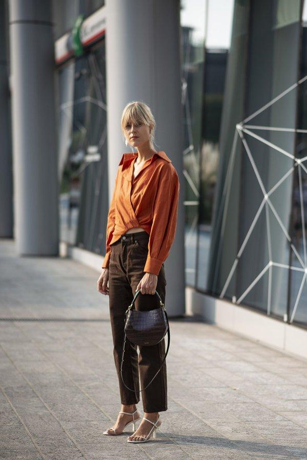 Moda uliczna - Linda Tol
