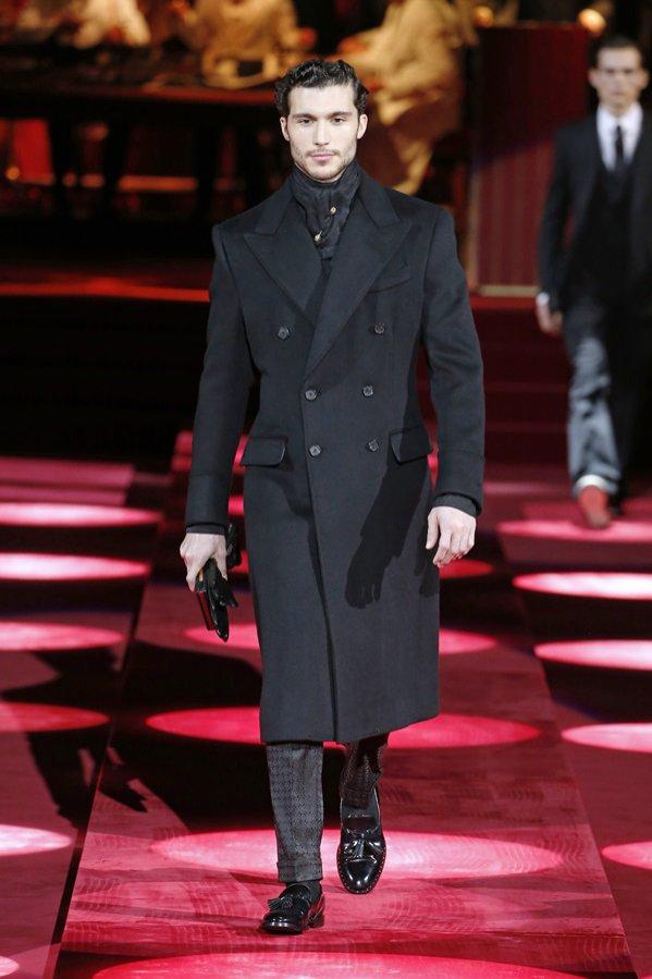 Dolce & Gabbana - pokaz kolekcji męskiej (1)