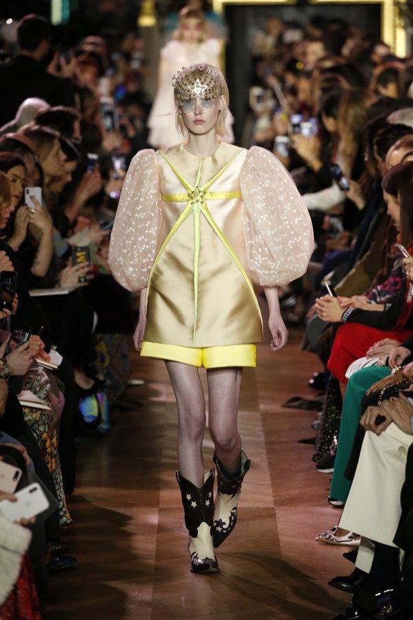 Schiaparelli - haute couture wiosna lato 2019 (1)
