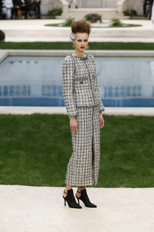 Chanel - haute couture wiosna lato 2019 (1)