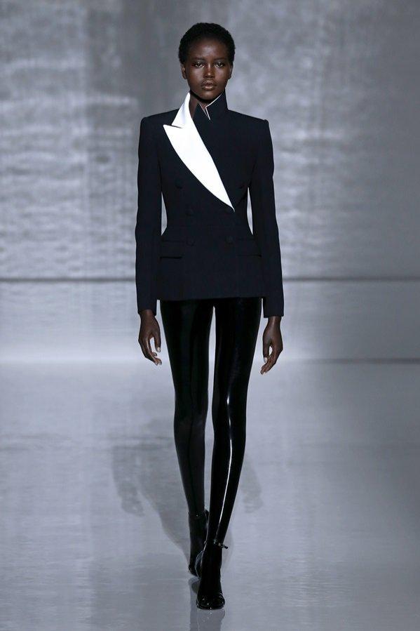 Givenchy - haute couture wiosna lato 2019 (1)