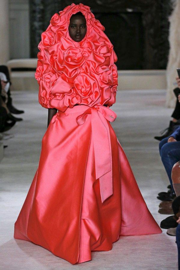 Valentino - haute couture wiosna 2019 (1)