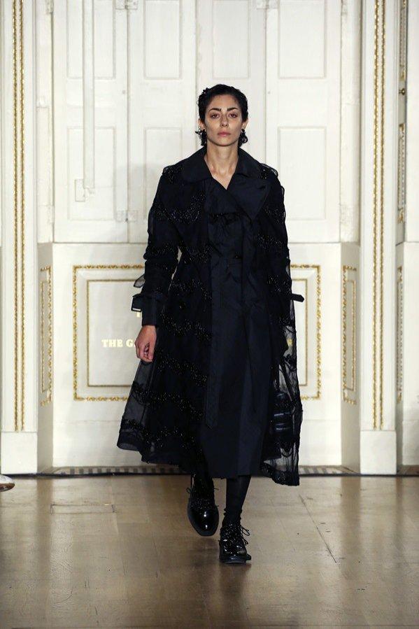 Simone Rocha - jesień zima 2019/20 (1)