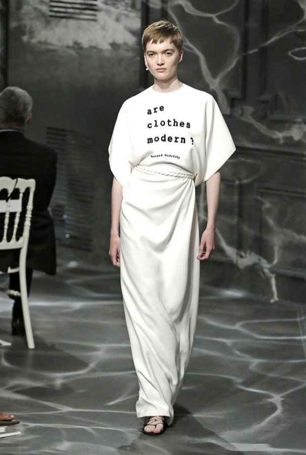 Dior - pokaz haute couture jesień zima 2019/20 (1)