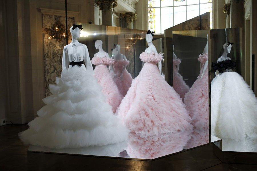 Giambattista Valli - pokaz haute couture jesień zima 2019/20 (1)