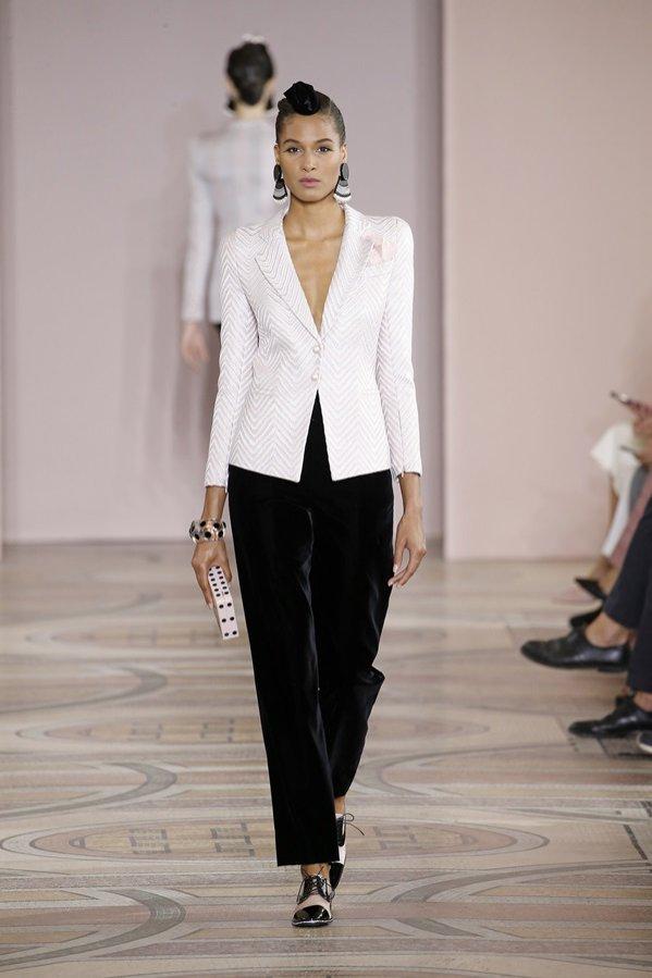 Armani haute couture jesień zima 2019/20 (1)