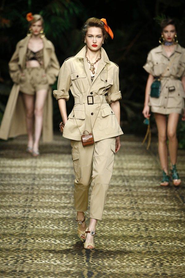 Dolce & Gabbana - pokaz wiosna lato 2020 (1)