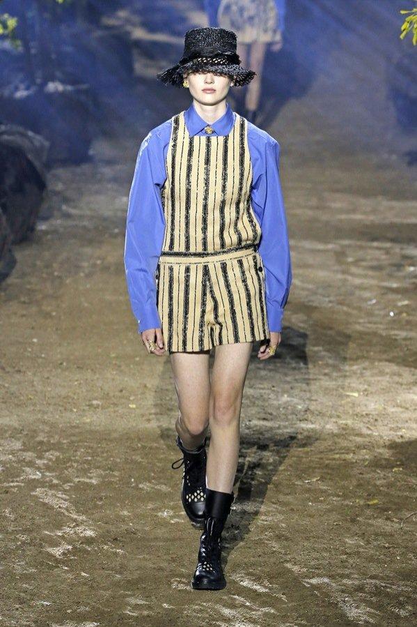 Dior - pokaz wiosna lato 2020 (1)