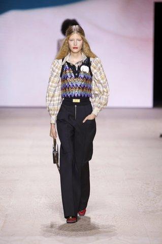 Louis Vuitton - pokaz wiosna lato 2020 (1)