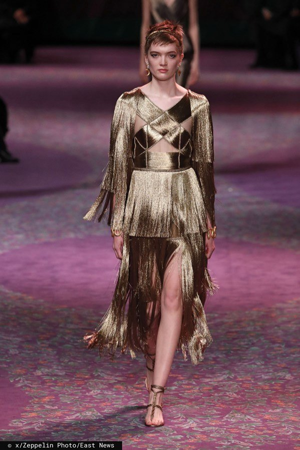 Dior pokaz haute couture wiosna lato 2020 (1)