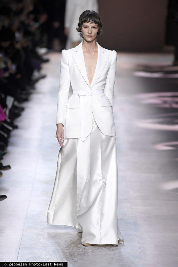 Givenchy pokaz haute couture wiosna lato (1)