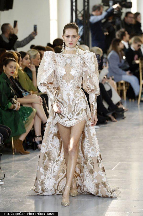 Elie Saab haute couture wiosna lato 2020 (1)
