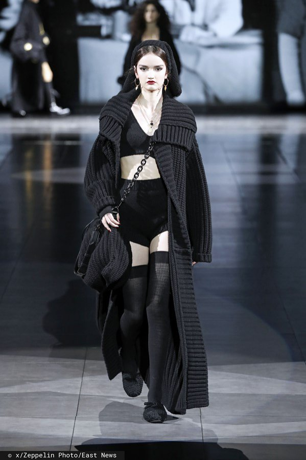 Dolce & Gabbana - pokaz jesień zima 2020/21 (1)