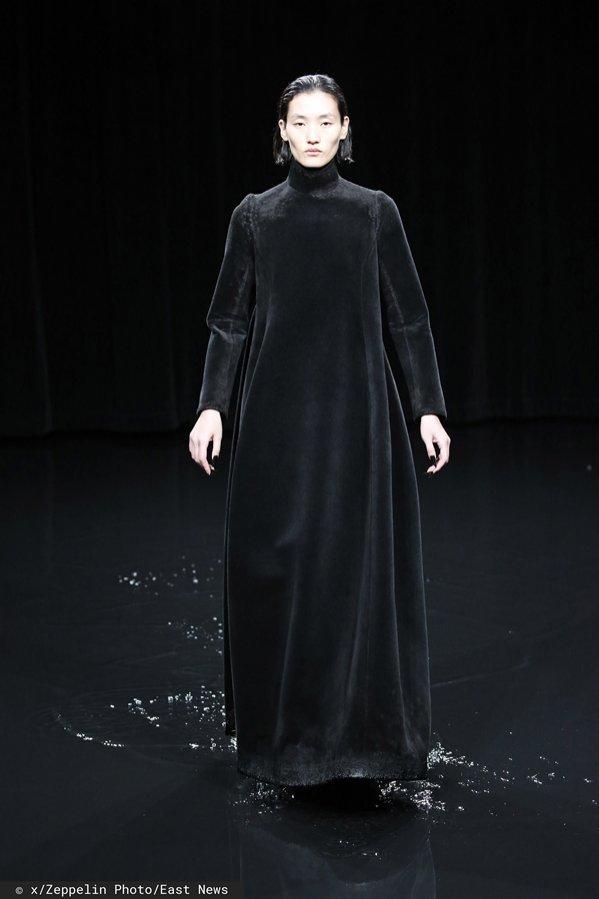 Balenciaga pokaz jesień zima 2020/21 (1)