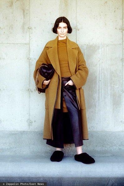 Musztardowy płaszcz, Proenza Schouler
