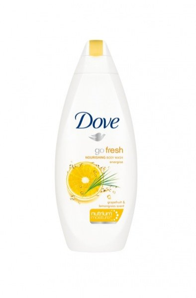 Dove Go Fresh - energise 250ml, ok. 11 PLN