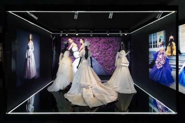 1. Wystawa Esprit Dior w Japonii