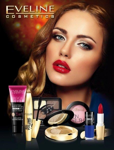 1. Makijaż na karnawał 2015 według marki Eveline Cosmetics