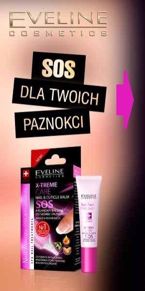 1. Sos dla paznokci - przygotuj się na karnawał z marką Eveline Cosmetics