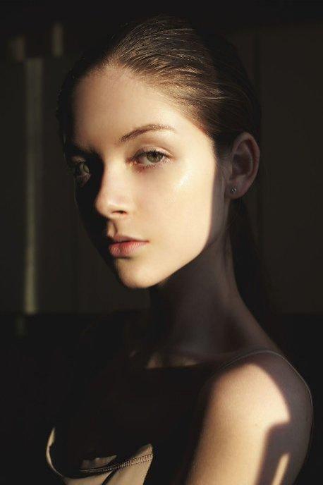 Ewa Jarosz z agencji Neva Models