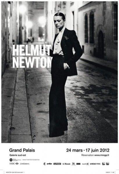 wystawa fotografii Helmuta Newtona w Paryżu