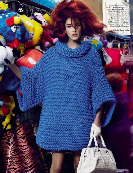 Fabio Bartelt dla Vogue Brazil