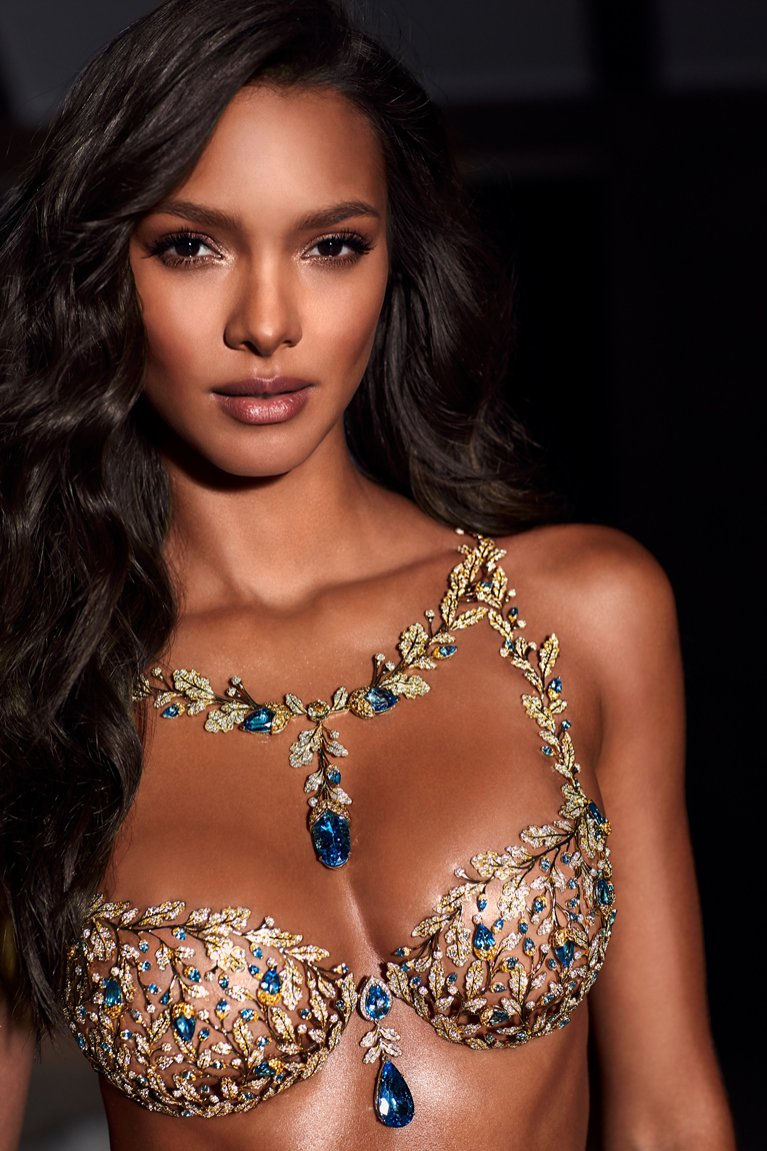 Victoria`s Secret Champagne Night Fantasy Bra 2017