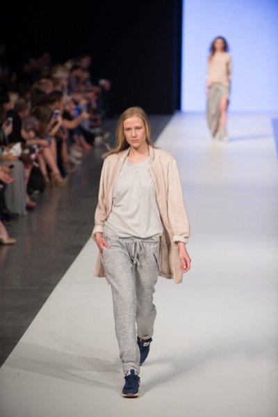 1. Fashion Week Poland maj 2014 – pokaz kolekcji Łukasz Jemioł Basic jesień zima 2014/2015