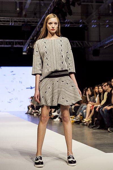 1. Fashion Week Poland 2014 – pokaz kolekcji Joanna Klimas jesień zima 2014/2015